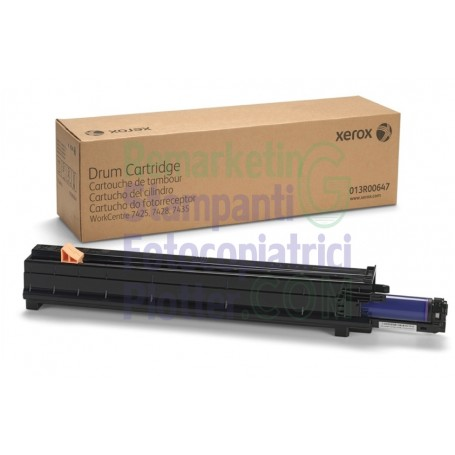 013R00647 - Unità Tamburo 013R00647 Xerox Workcentre 7425-7428-7435