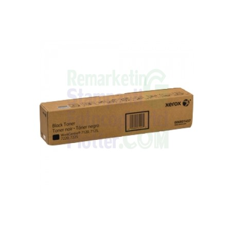 006R01457 - TONER NERO ORIGINALE XEROX WORKCENTRE 7225 - 7125 - 7220 - 7120