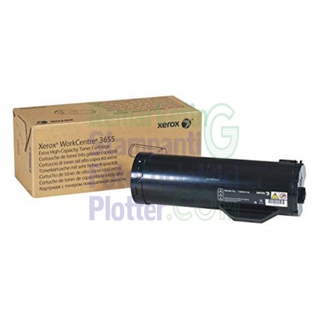 106R02742 - Cartuccia Toner Originale 106R02742 Xerox WorkCentre 3655