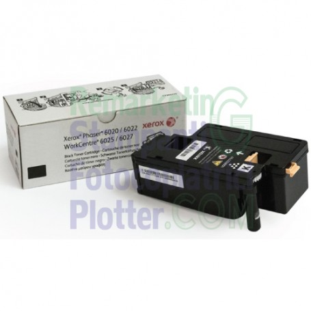 106R02759 - Toner Nero Originale 106R02759 Xerox WorkCentre 6025-6027 Ph 6020-6022