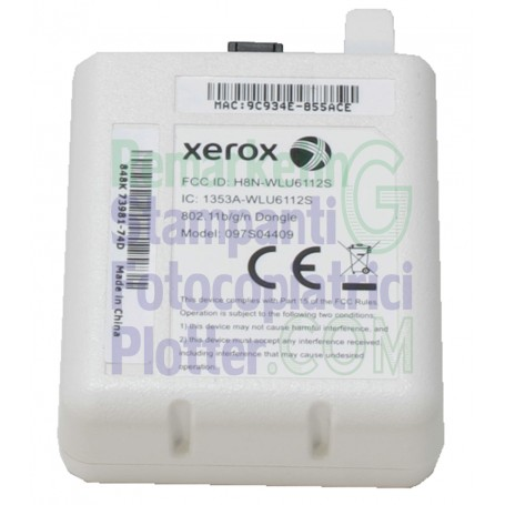 097S04409 - Adattatore di Rete Wireless 097S04409 Xerox WorkCentre 6605-3615-Ph 6600-3610