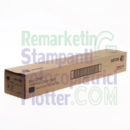 006R01525 - Original Black Toner 006R01525 Xerox Colour 550-560-570