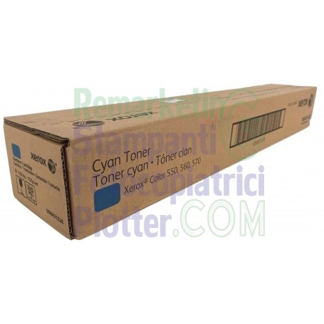 006R01528 - Toner Ciano Originale 006R01528 Xerox Colour 550-560-570