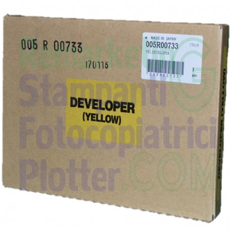 005R00733 - Developer Original Yellow 675K18020 Xerox Color 5XX-DC2XX