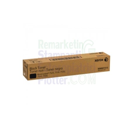 006R01513 - TONER NERO ORIGINALE XEROX WORKCENTRE 75XX - 78XX